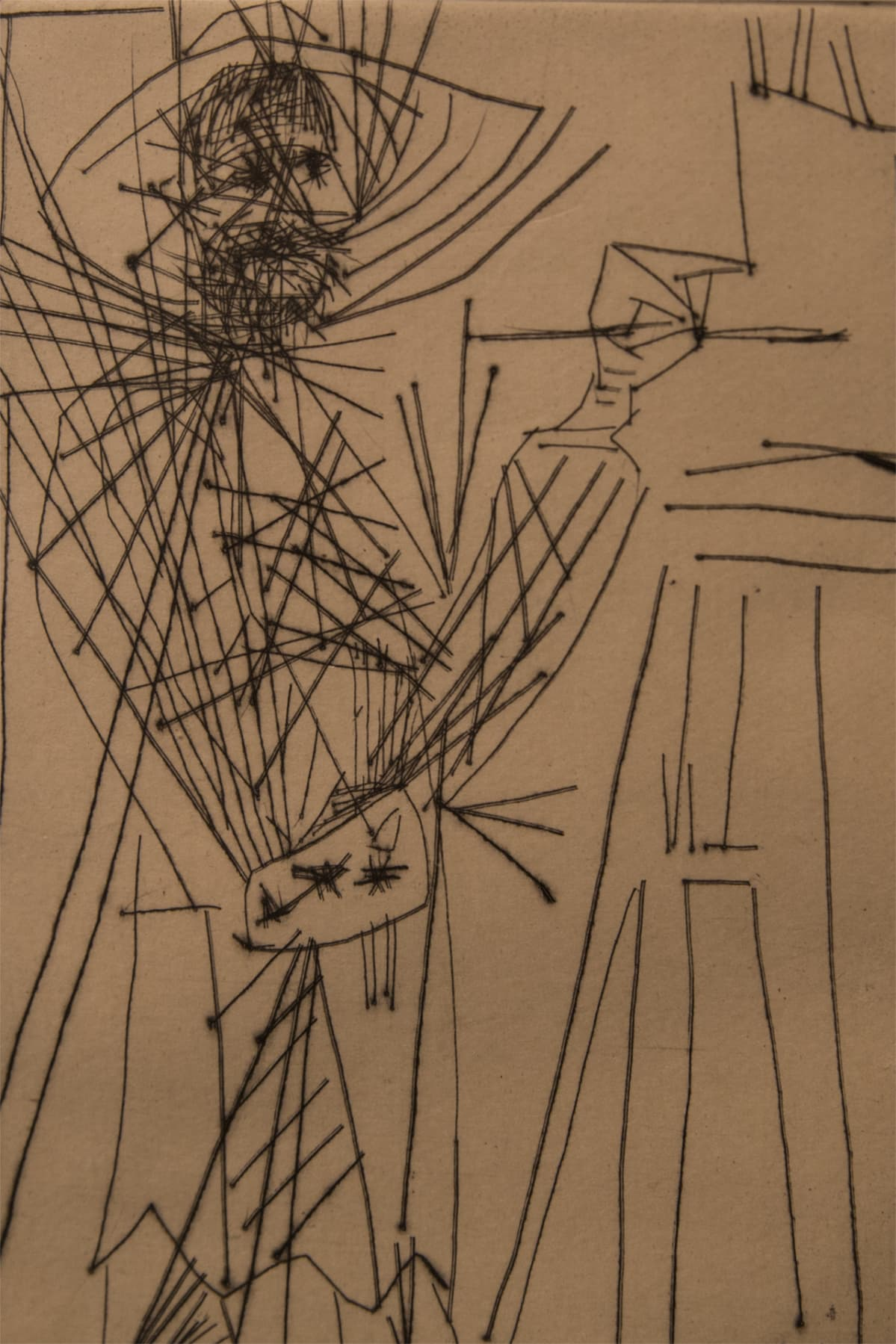 Pablo Picasso, Niko Pirosmani