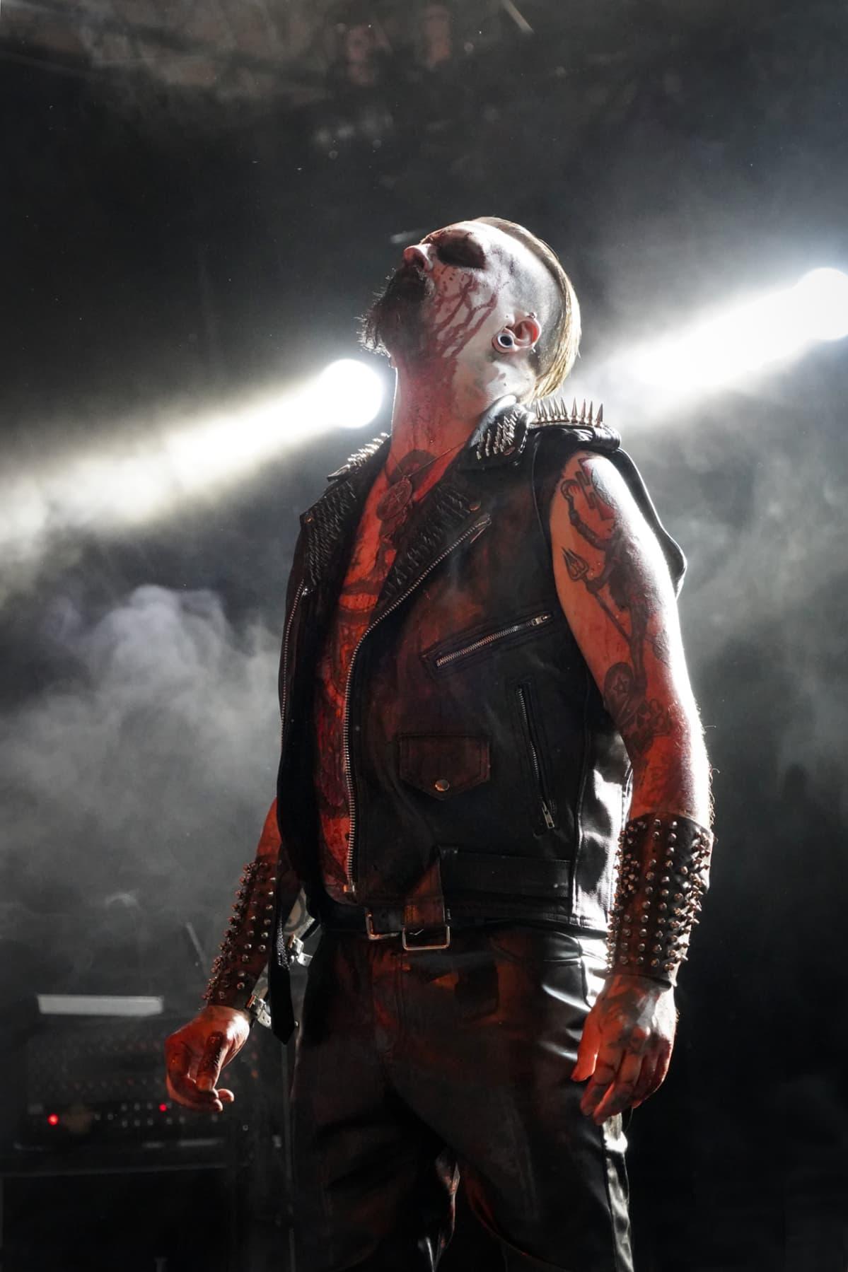 Spellgoth, SG.7, Tuomas Rytkönen, Trollheims Grott, black metal, Steelfest