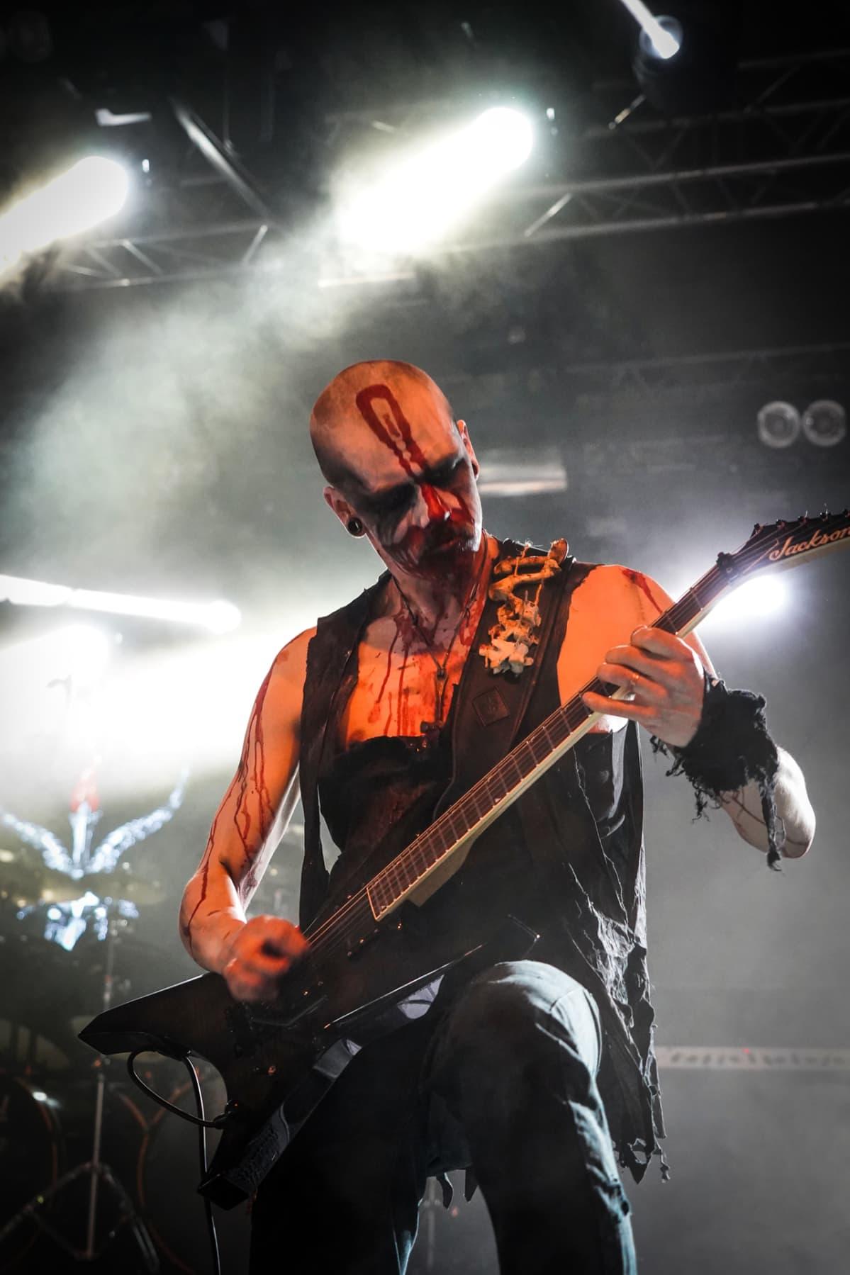 Trollheims Grott, Steelfest, black metal