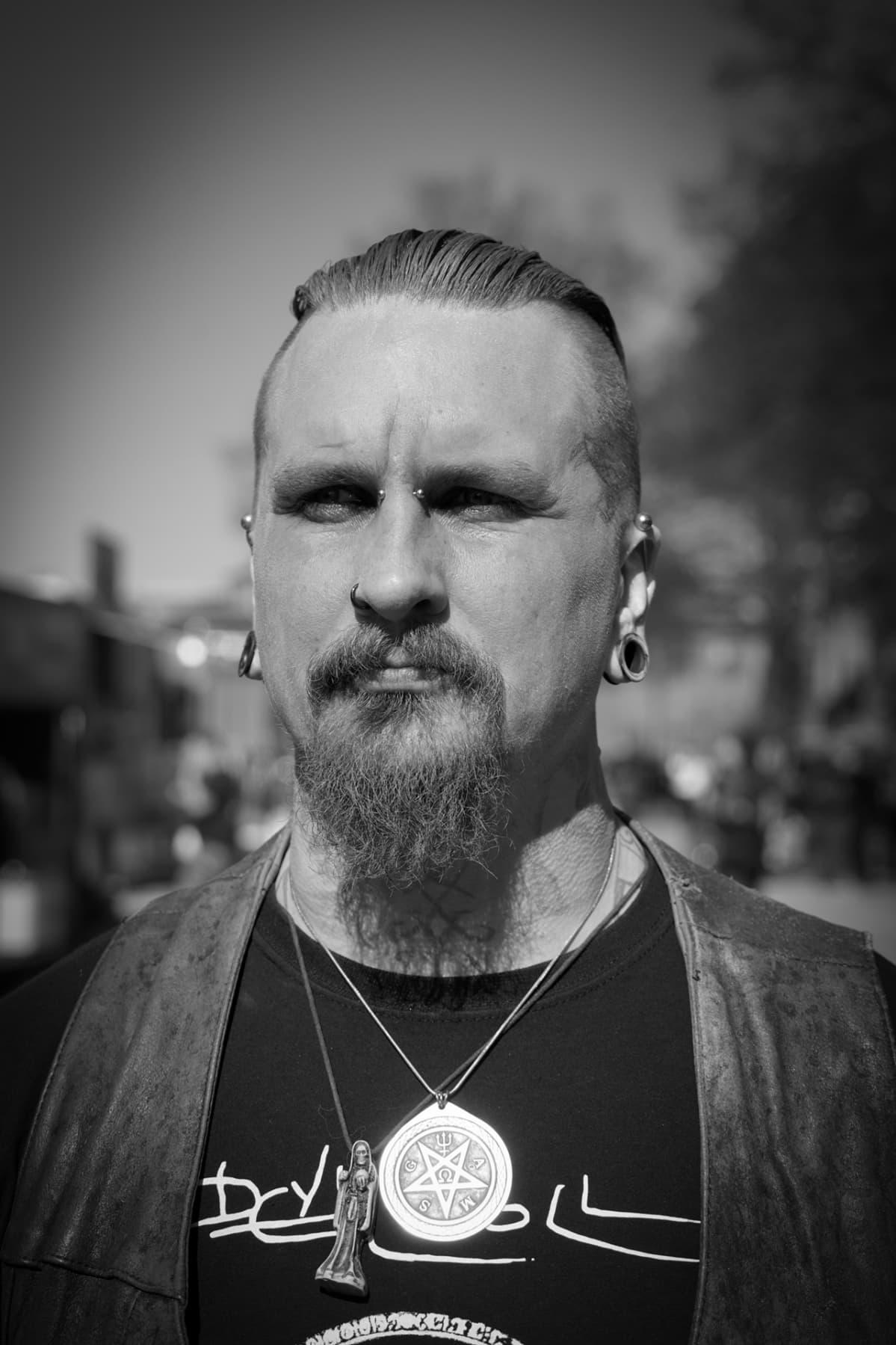 Tuomas Rytkönen, Spellgoth, Baptism, Horna, Trollheims Grott, Steelfest, black metal