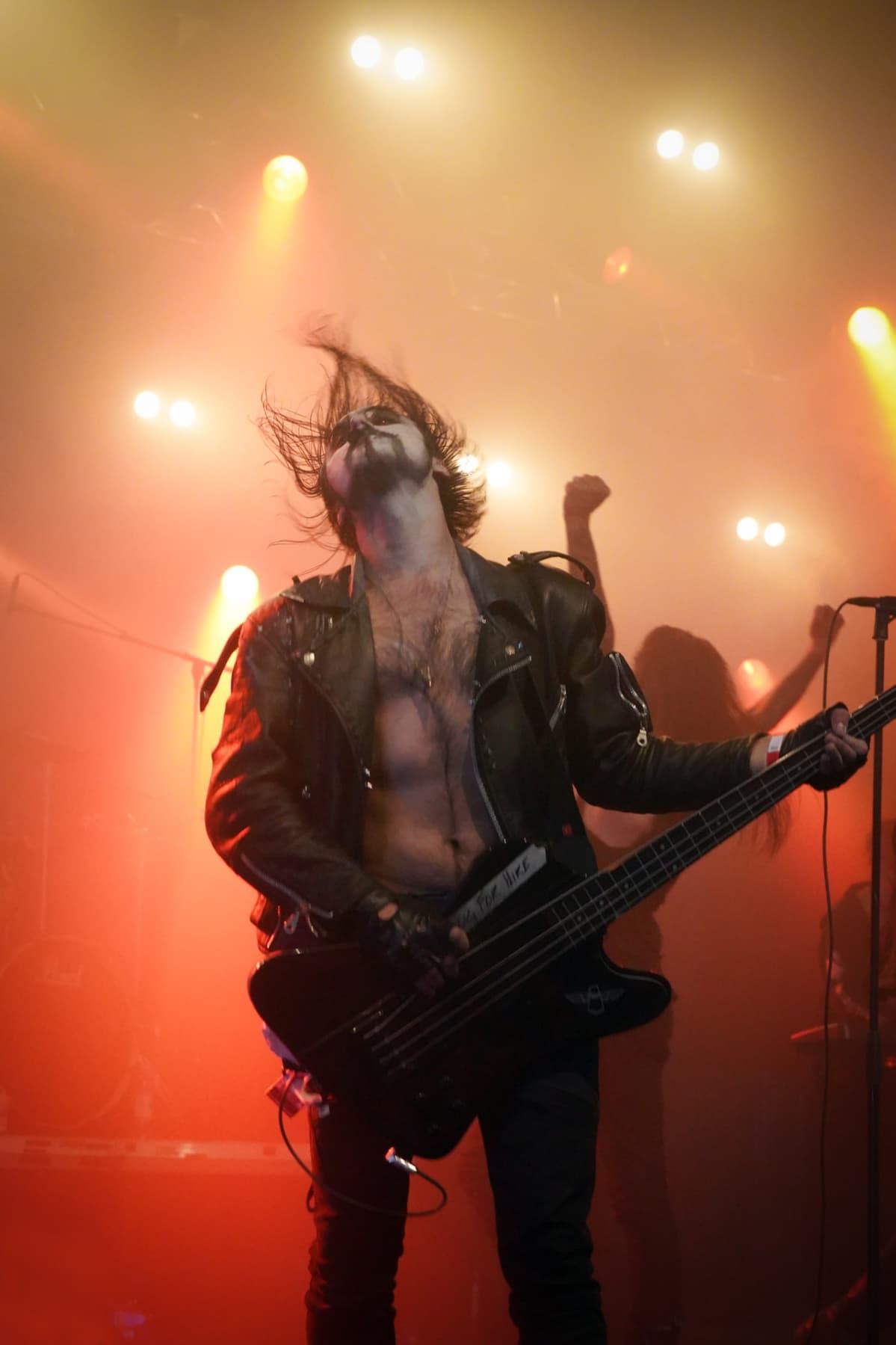 Advent Sorrow, Steelfest, black metal