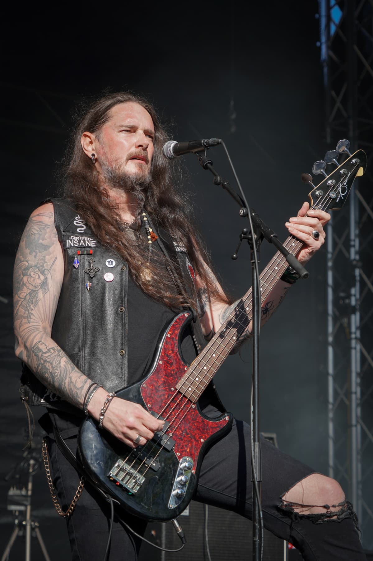 Arkhon Infaustus, Steelfest, black metal