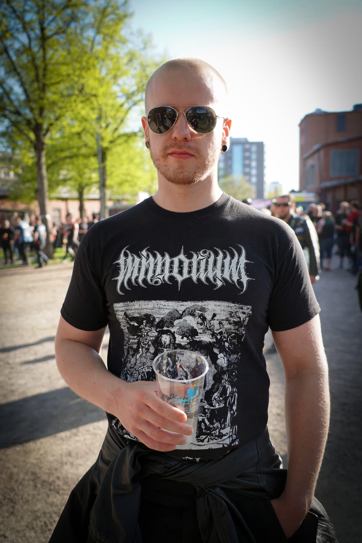 Steelfest, black metal