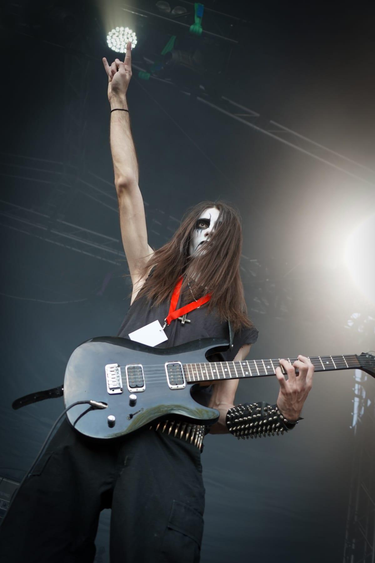 Seigneur Voland, Steelfest, black metal