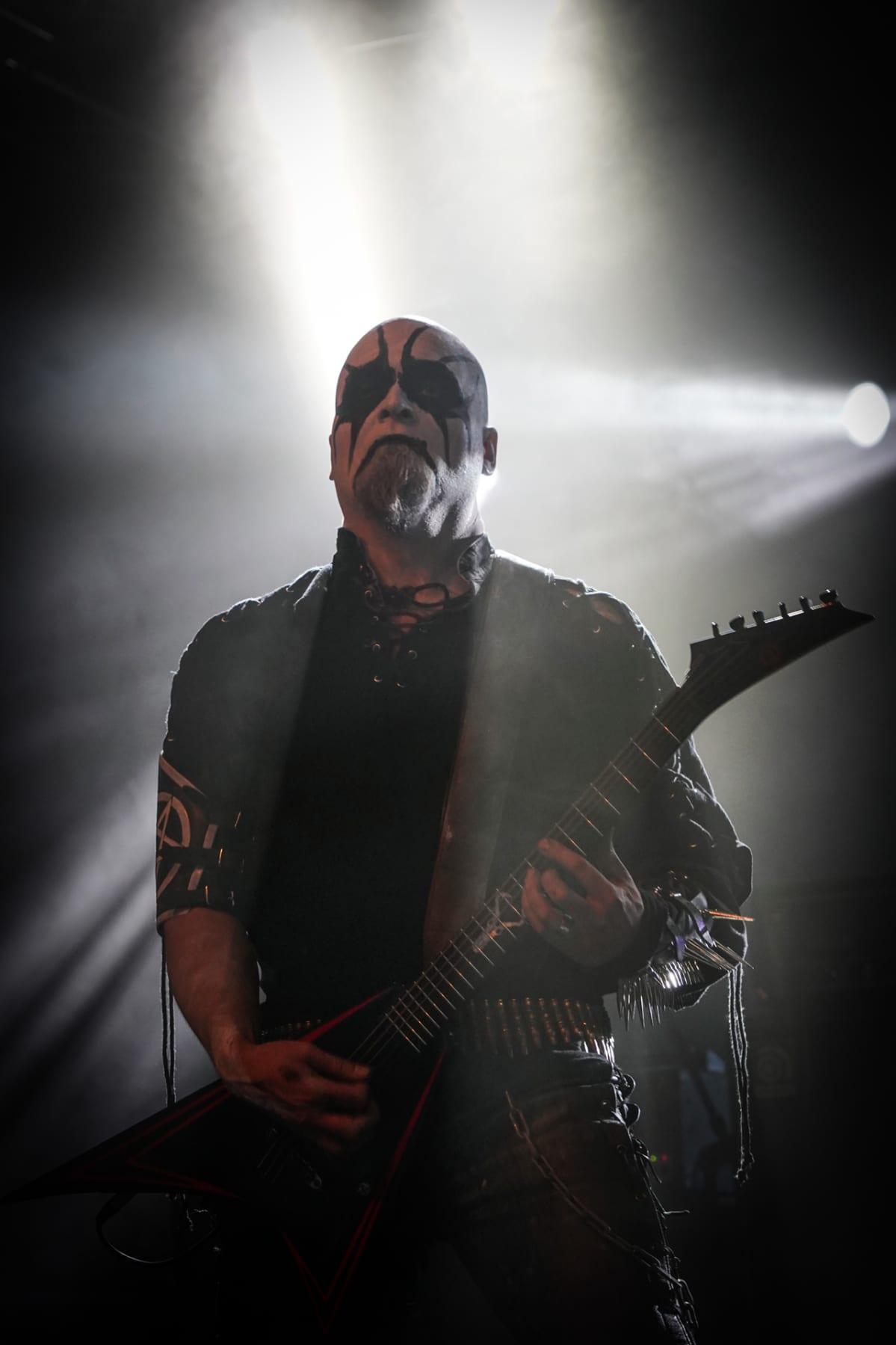 Steelfest, black metal, Vargrav