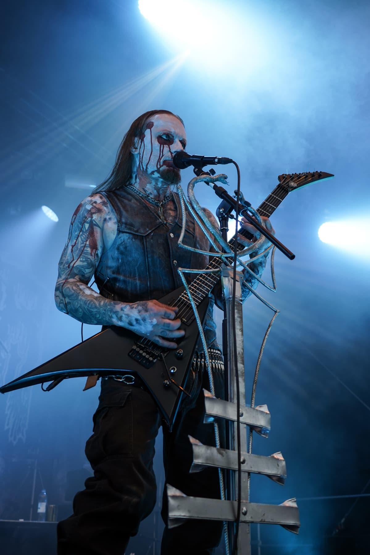 Belphegor, Steelfest, black metal