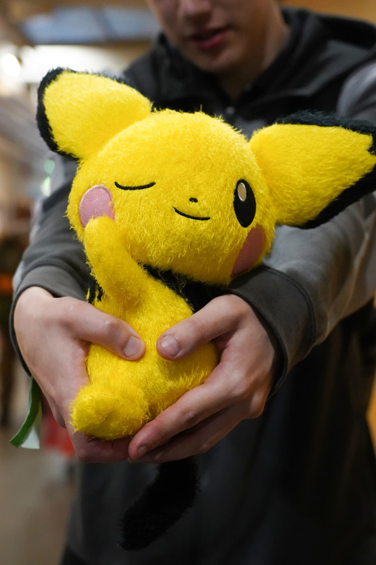 Desucon, Pikachu