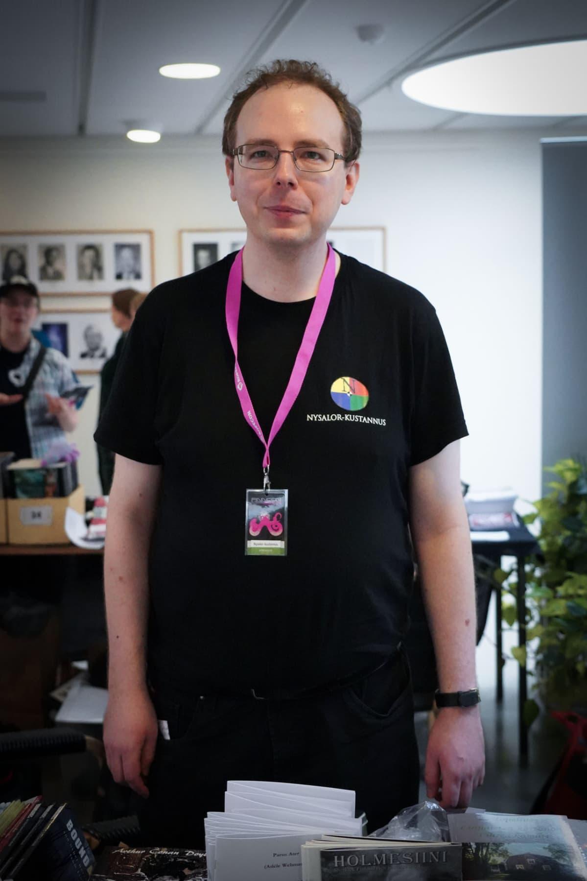 Matti Järvinen, Finncon