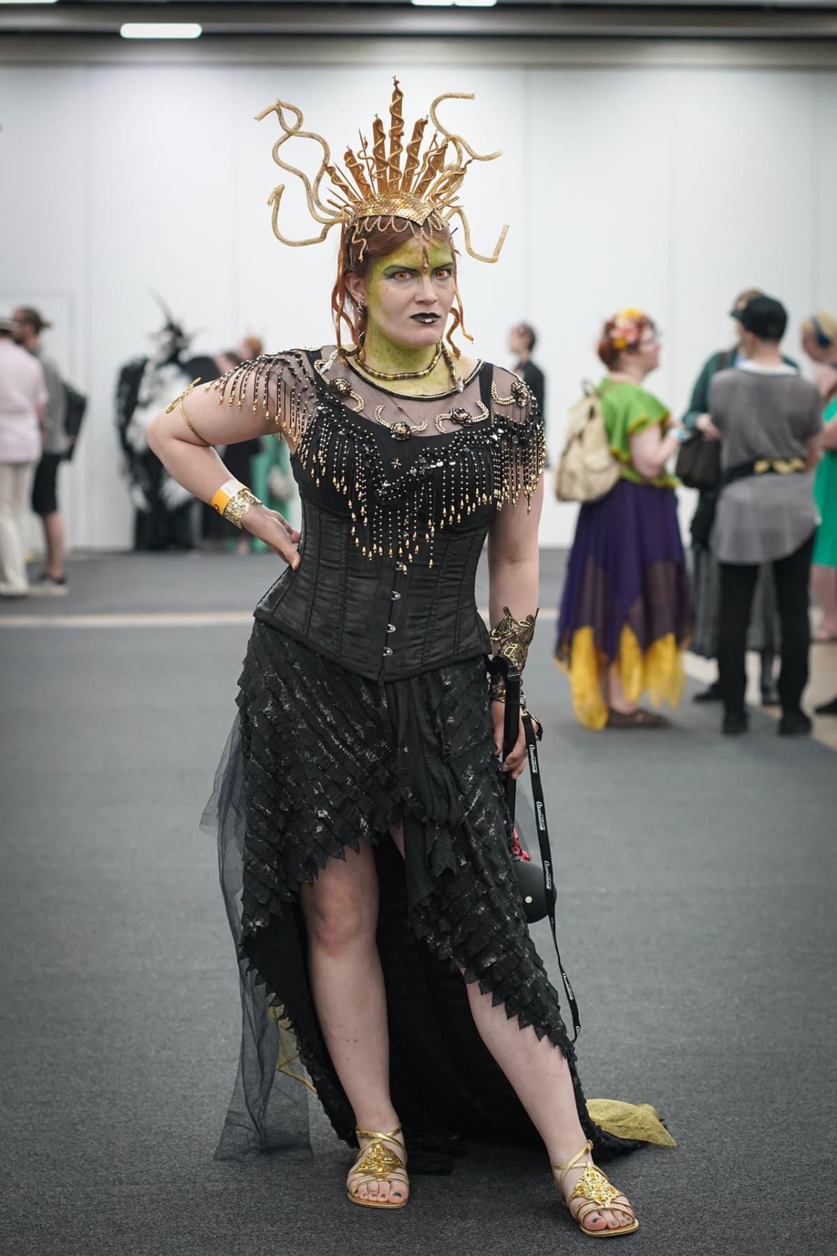 Pinja Kouvonen, Medusa. Ropecon