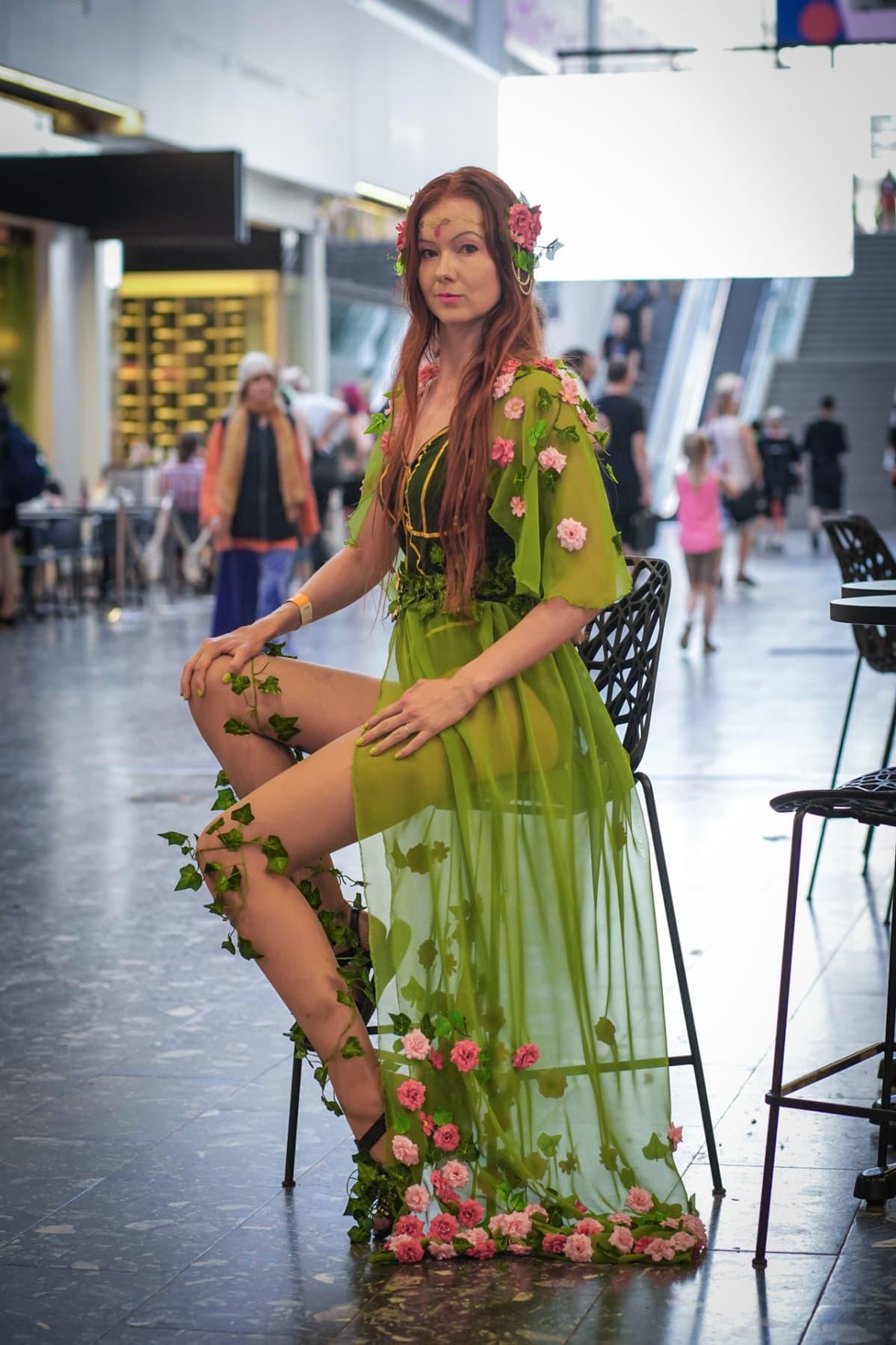 Anne Uunila, Poison Ivy, Ropecon