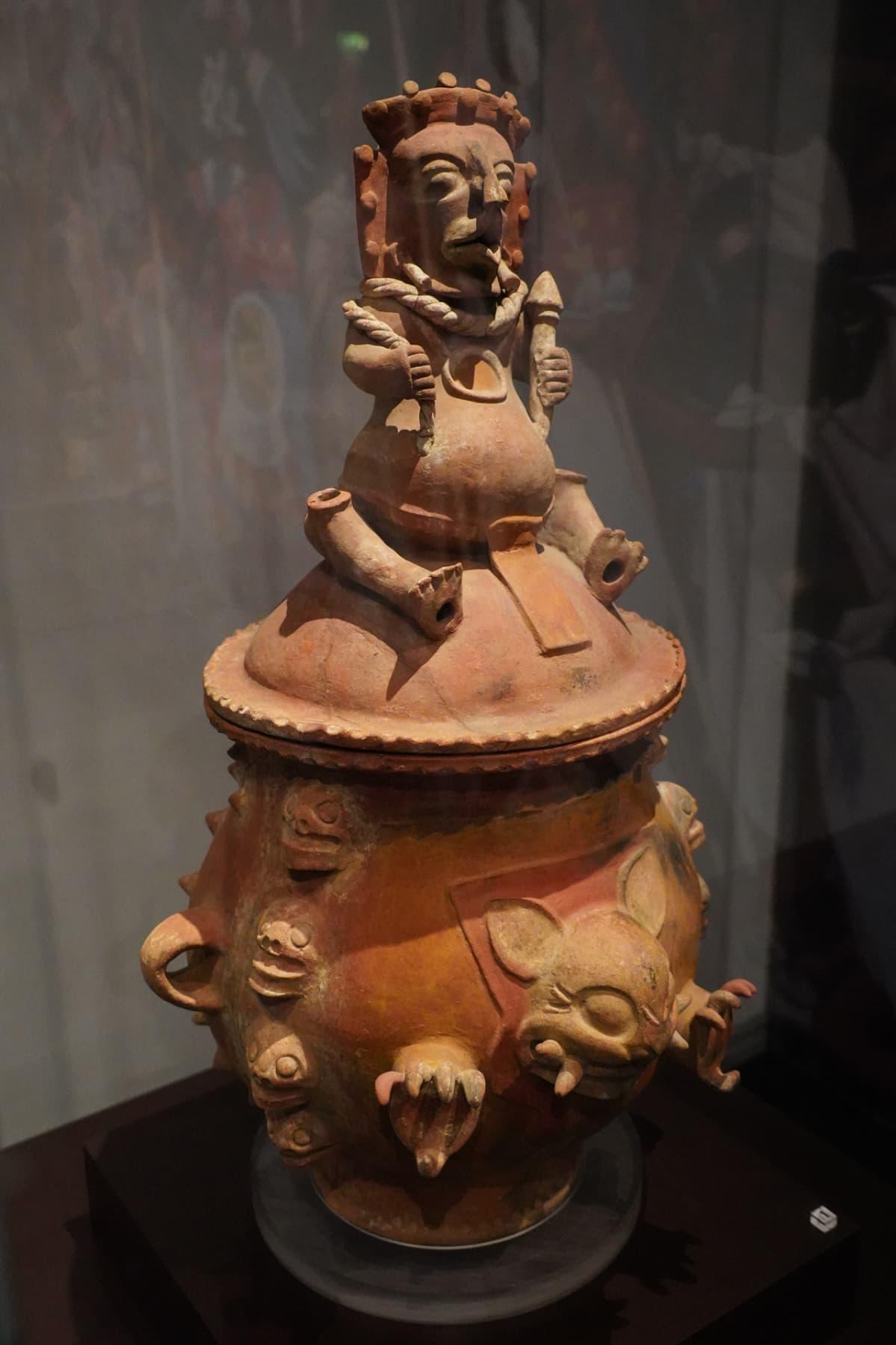Kansallismuseo, maya