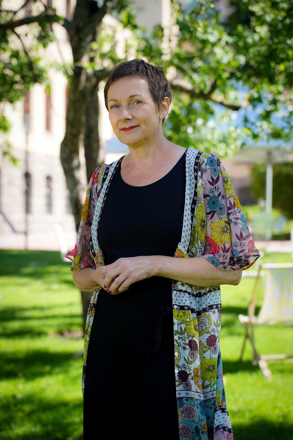 Elina Anttila, Kansallismuseo