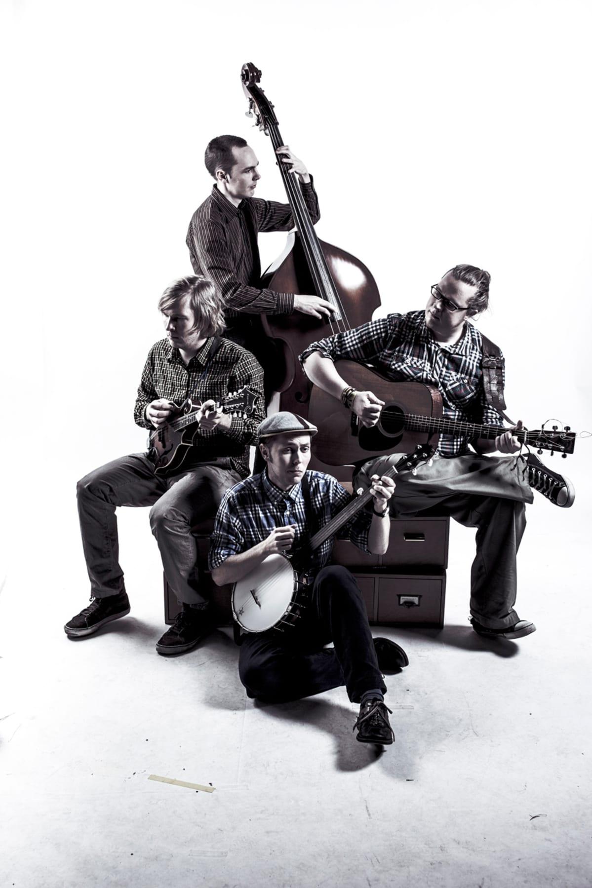 Rautakoura-yhtye.