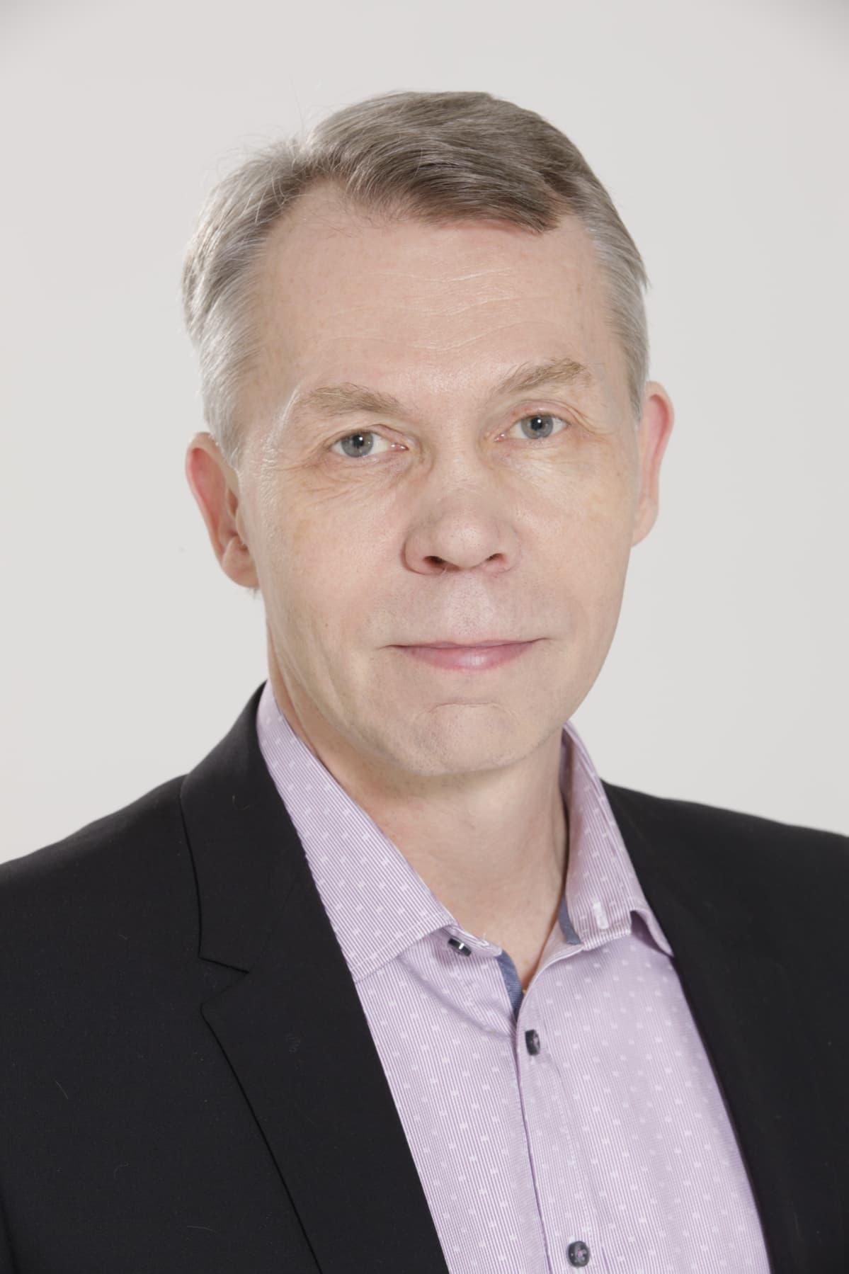 Sitran johtaja Timo Lindholm