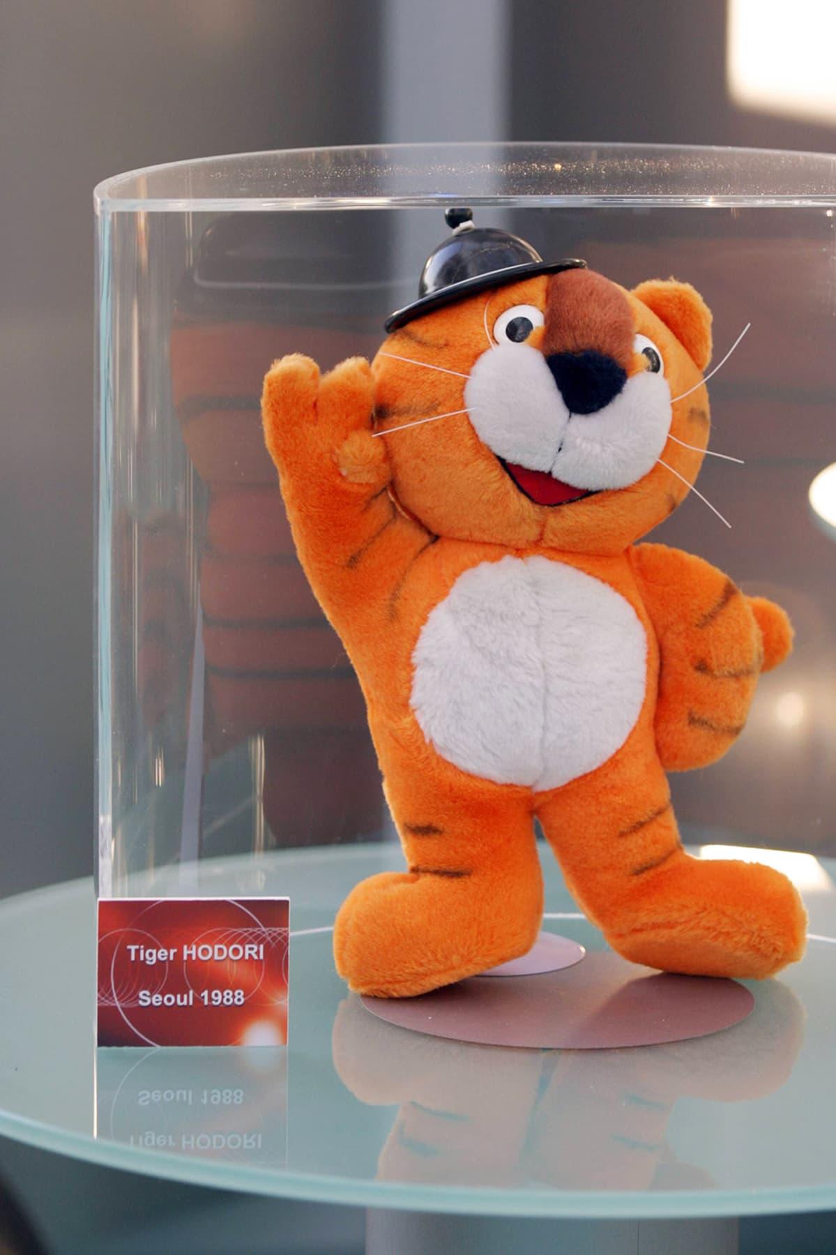 Soulin olympialaisten maskotti