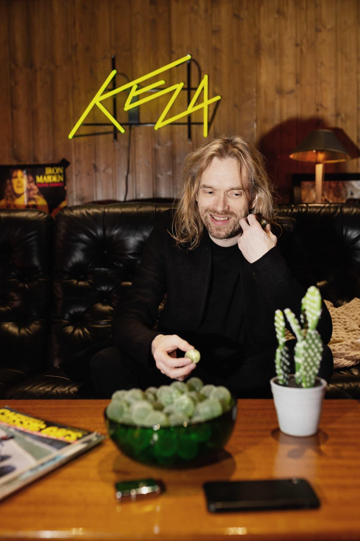Anssi Kelan elämäkertakonsertti Bio Rexissä 12/2019.