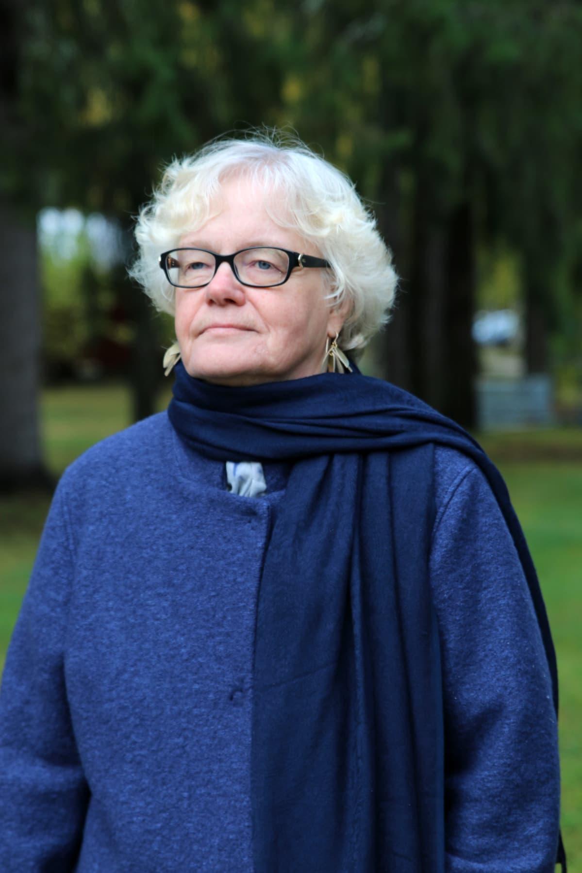 Lapin yliopiston professori Anneli Pohjola