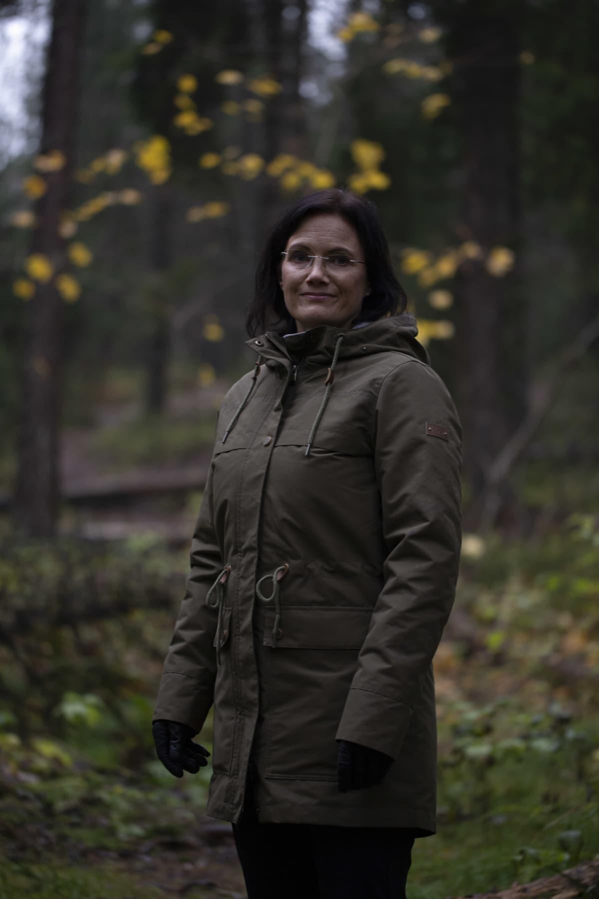 Hanna Hautamäki, lapsettomuustutkija, HUS ja HY.
