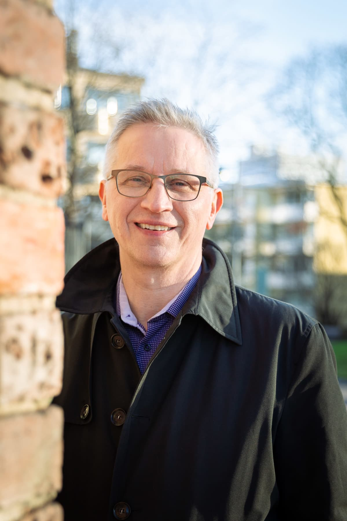 Lääketieteen professori Juhani Knuuti, Turun yliopisto, PET-keskus.