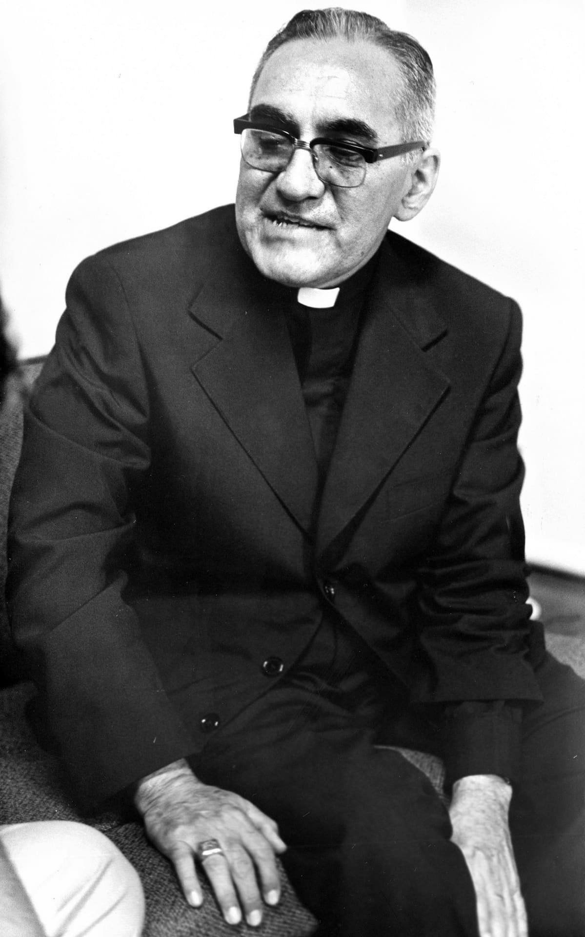 Óscar Romero.