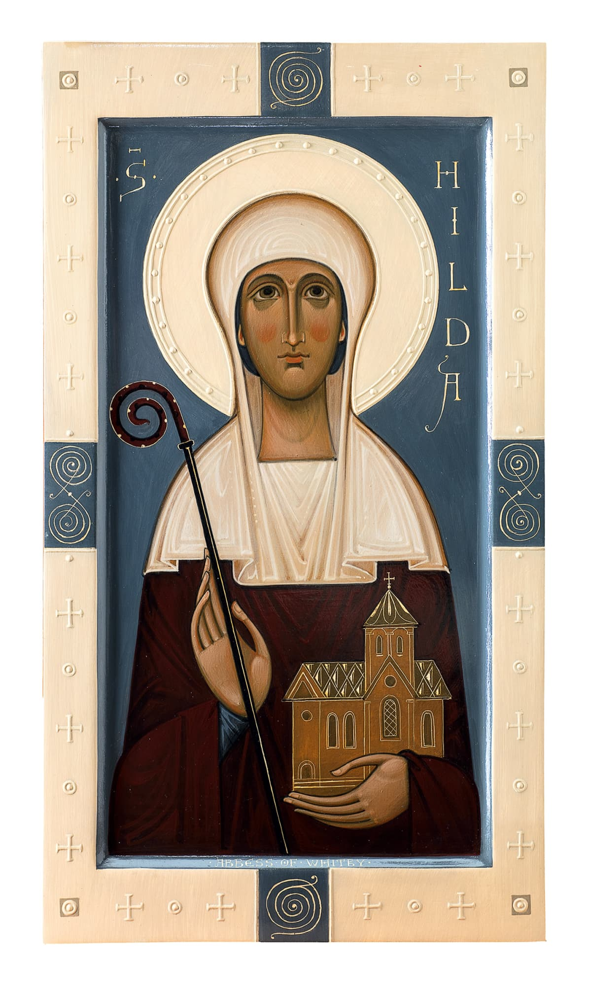 Pyhä Hilda.