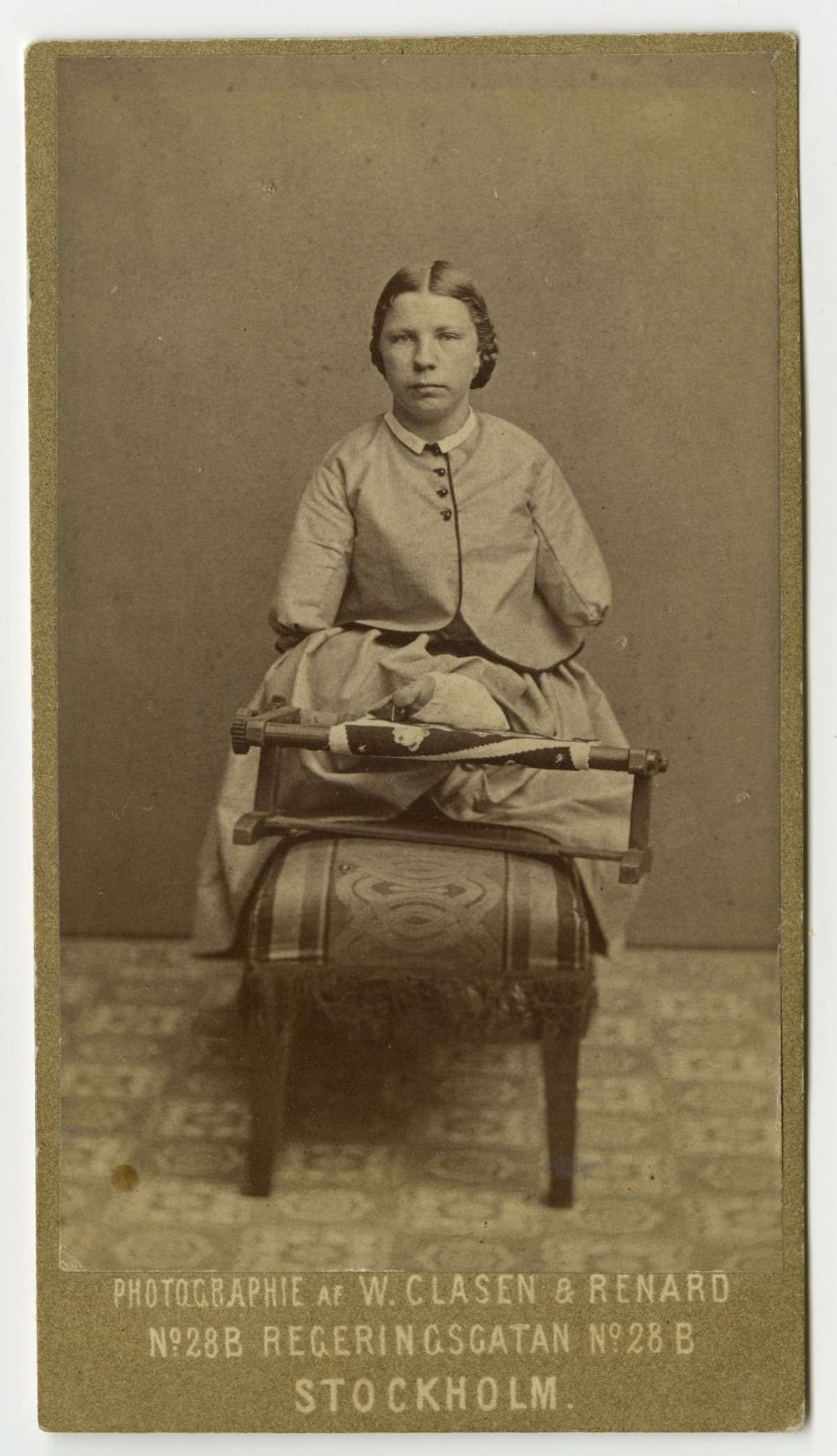 Anna Sofia Nilsson, rampa