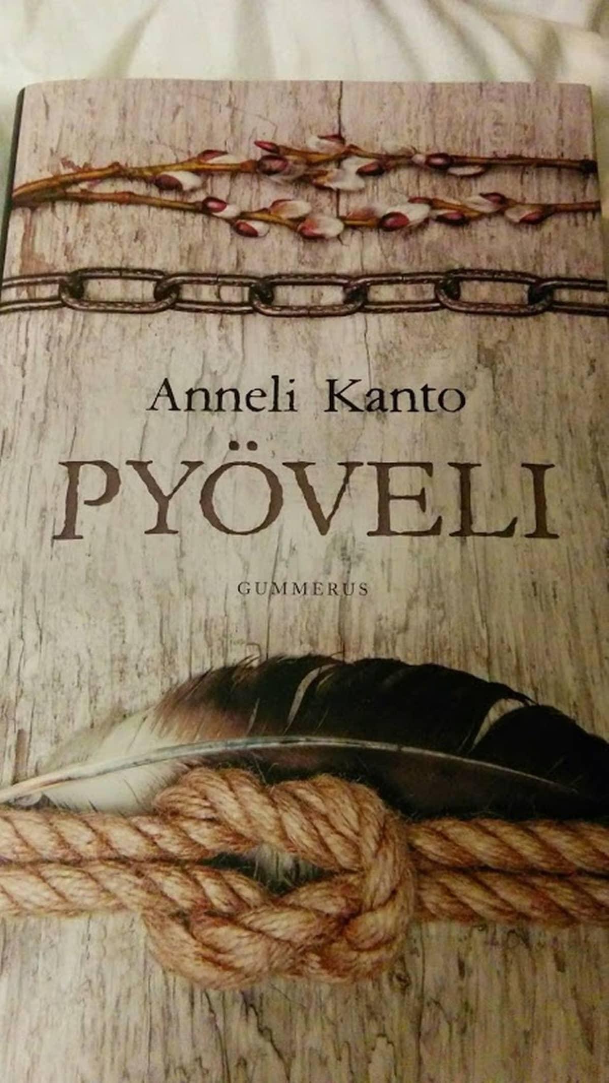 Anneli Kannon historiallinen romaani Pyöveli
