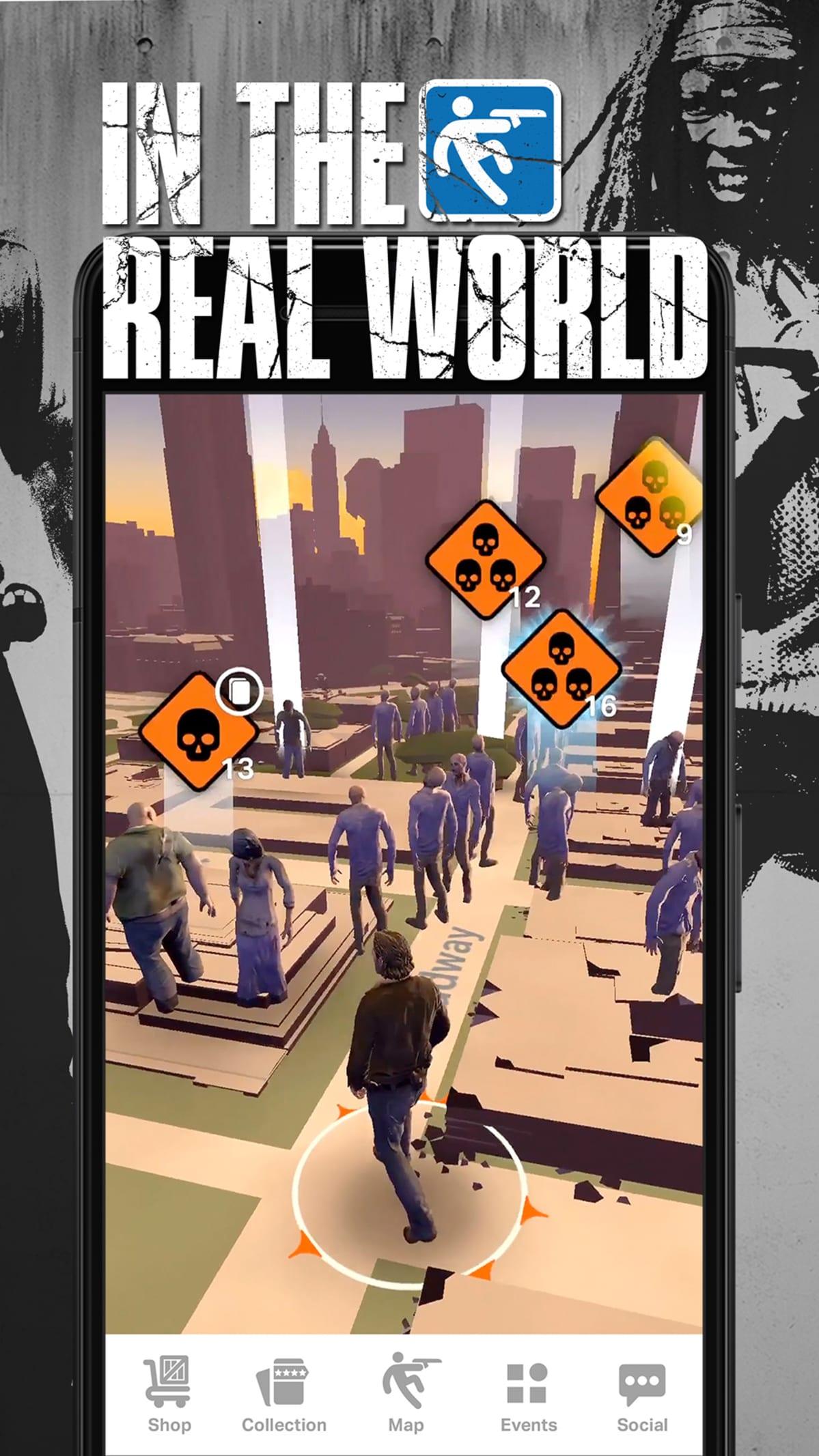 zombit, Walking Dead: Our World