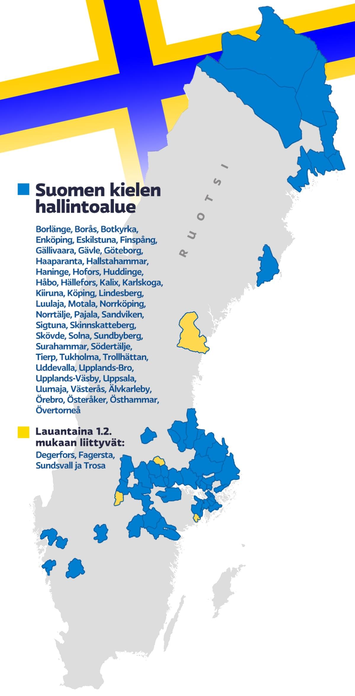 Suomen Kieli Valtaa Tilaa Ruotsissa Se On Mahtava Tunne Yle