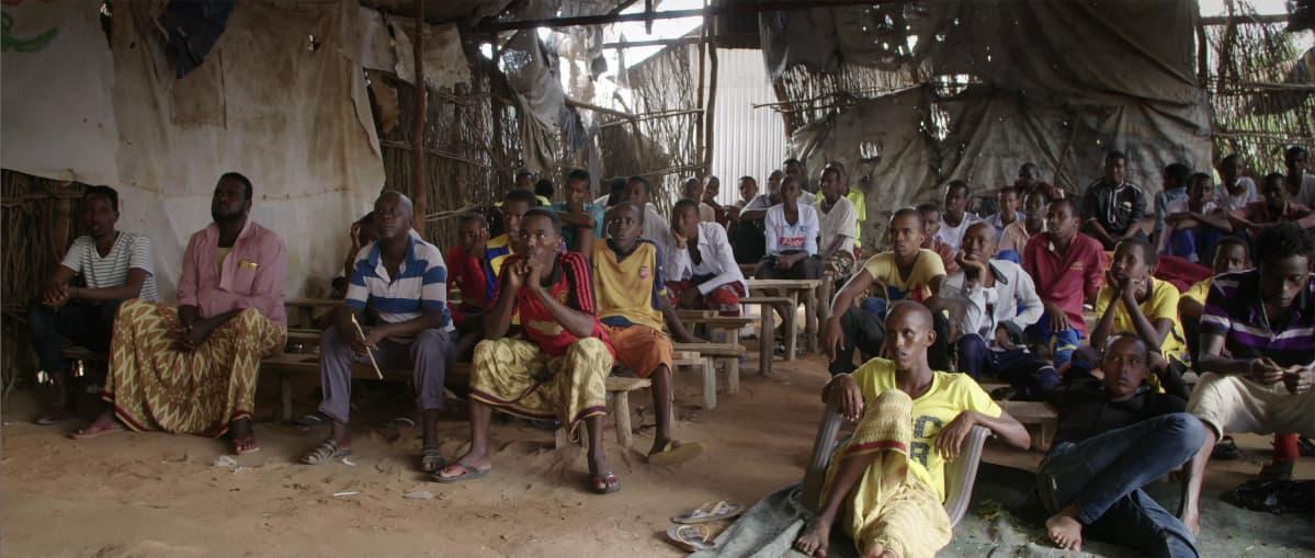 Cinema Dadaab -elokuvan pressikuva