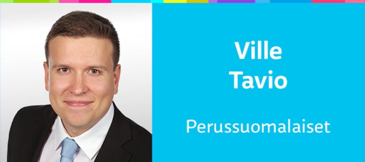 Ville Tavio