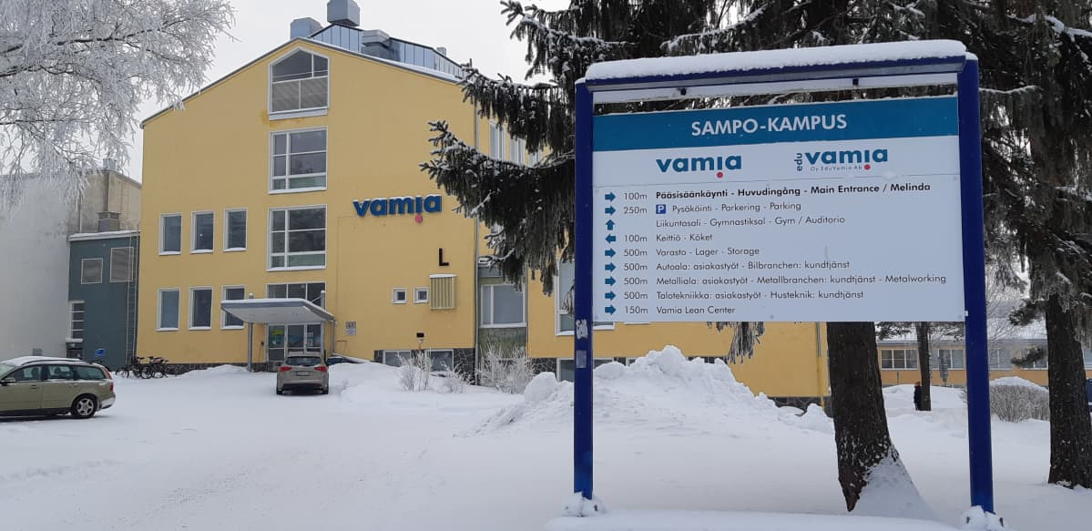 Vamia sampo-kampus