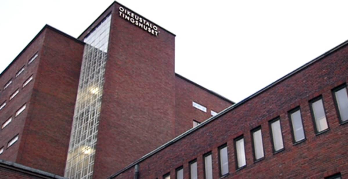 Helsingin käräjäoikeus.