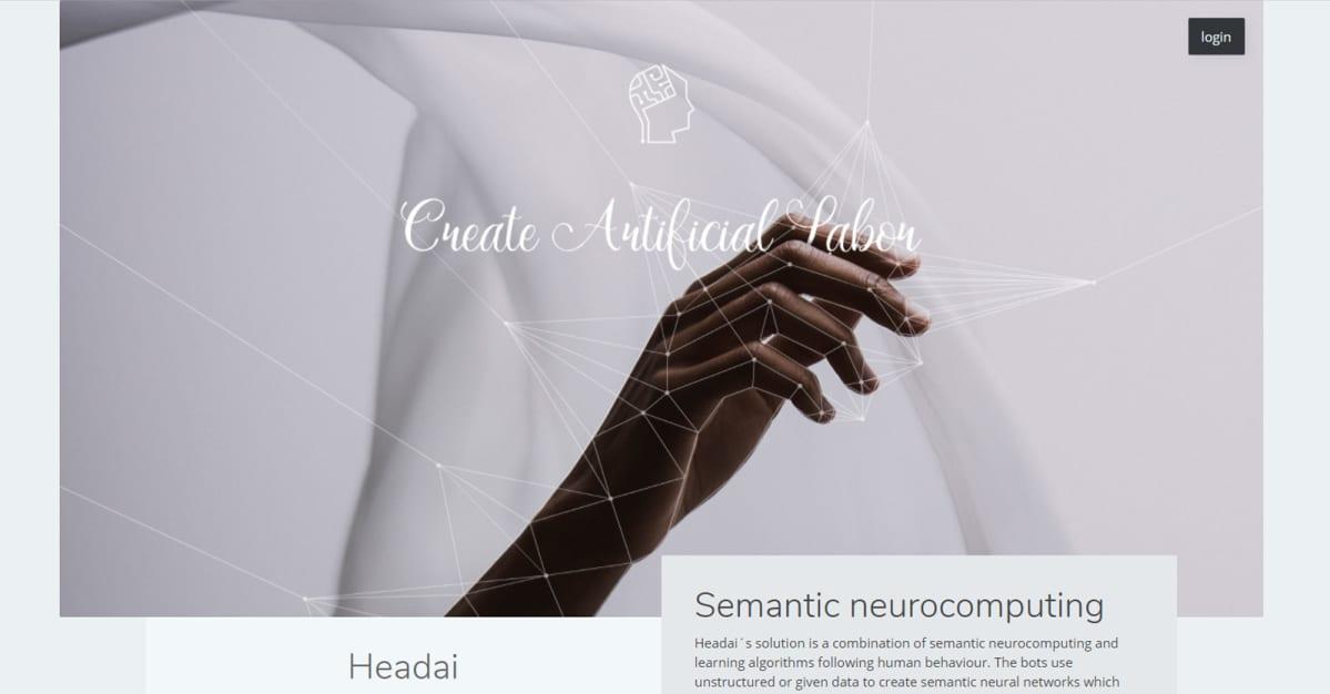 Headai.com etusivu