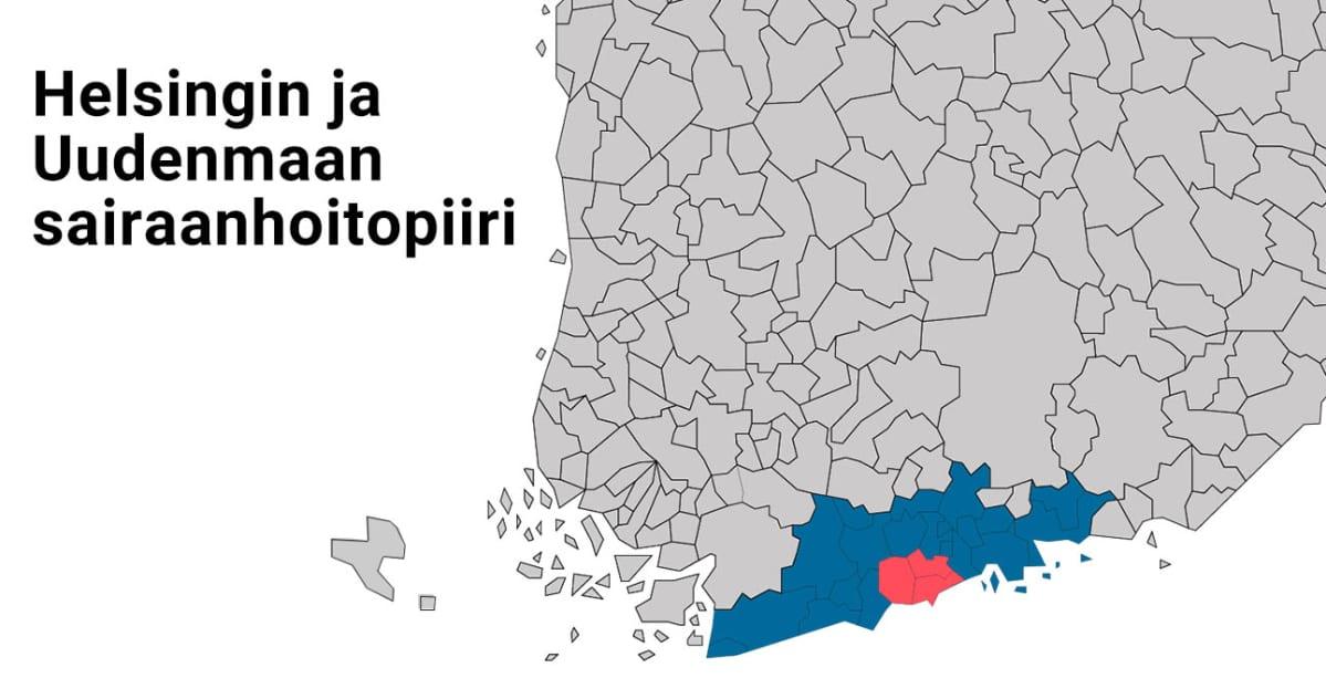 Helsingin ja Uudenmaan sairaanhoitopiiri