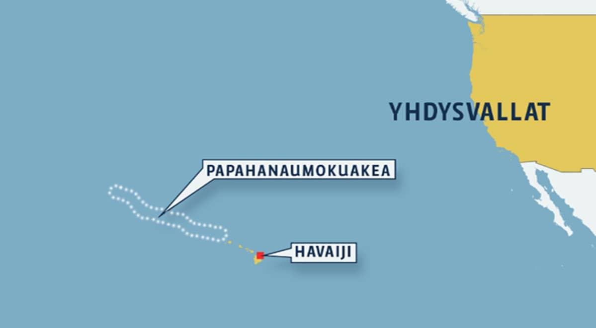 Havaijilaiset Haluavat Maailman Suurimman Mertensuojelualueen Jo