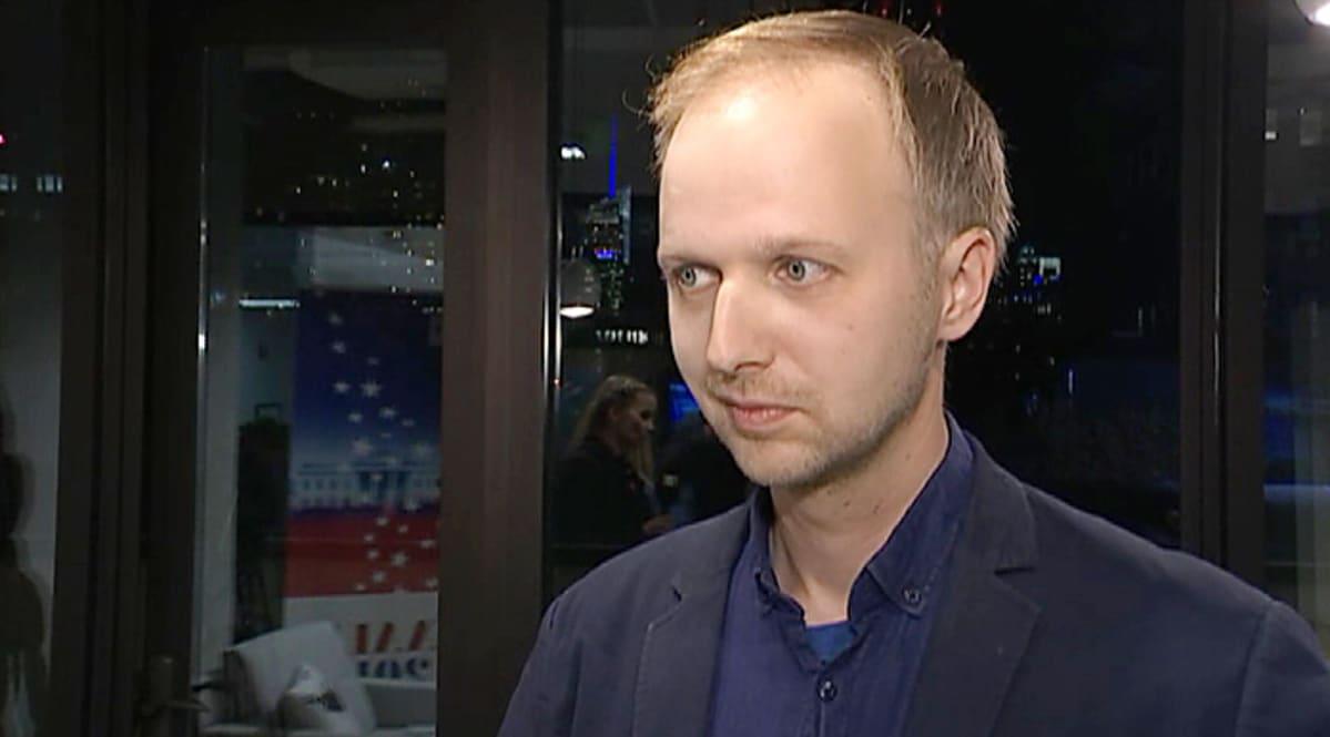 Matti Ylönen, Helsingin yliopiston tutkijatohtori.