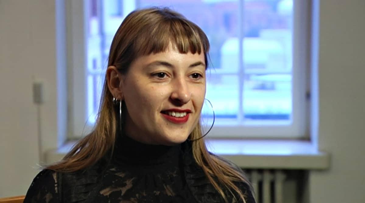Luisa Gutierrez-Ruiz.
