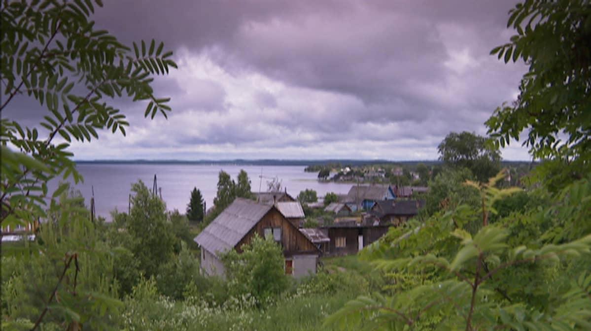 Arkistokuva Säämäjärvestä.