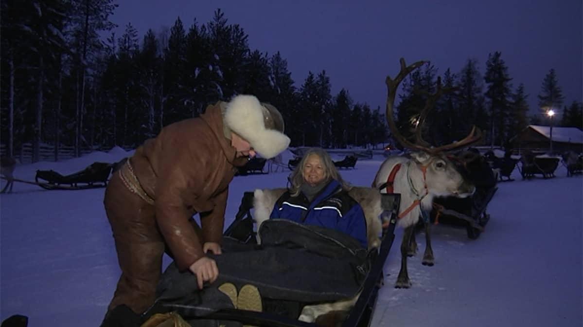 Poropuisto Koparan isäntä Anssi Kiiskinen
