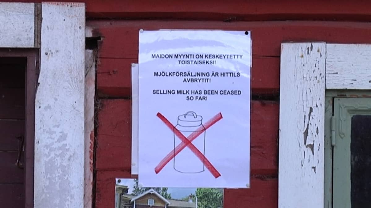 Kuralan Kylämäki on suljettu Ehec-bakteerin vuoksi