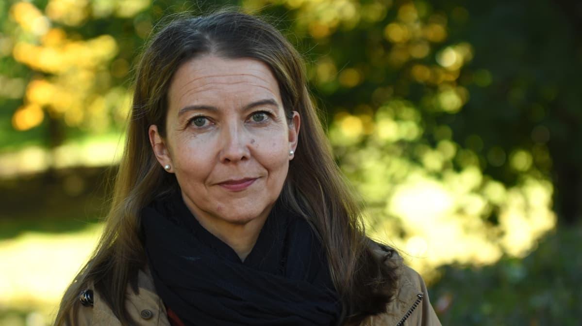 Konfliktinratkaisujärjestö CMI:n asiantuntija Elisa Tarnaala.