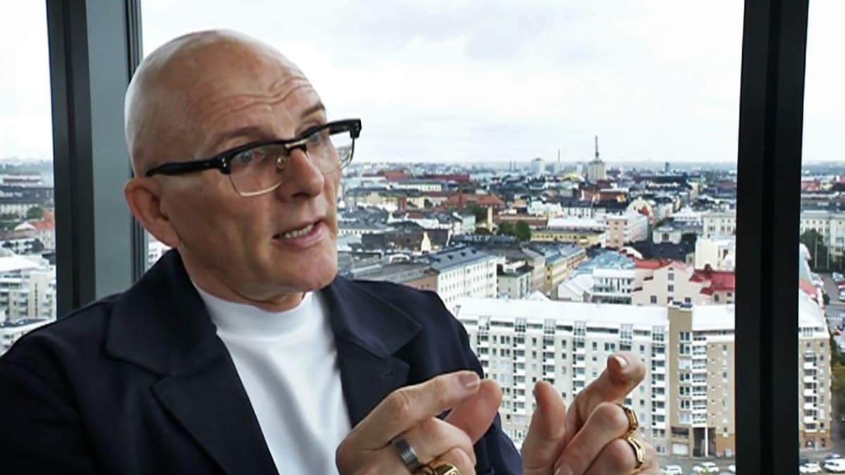 Kjell  Nordstörm.