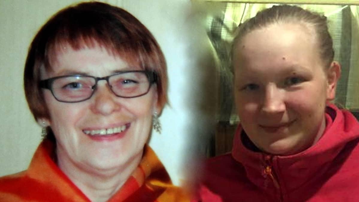 Kerttu Paltto & Niina Siltala