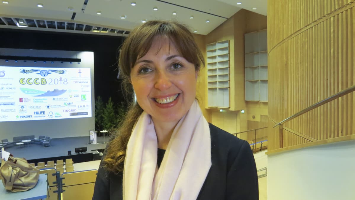 Cristiana Pasca Palmer.
