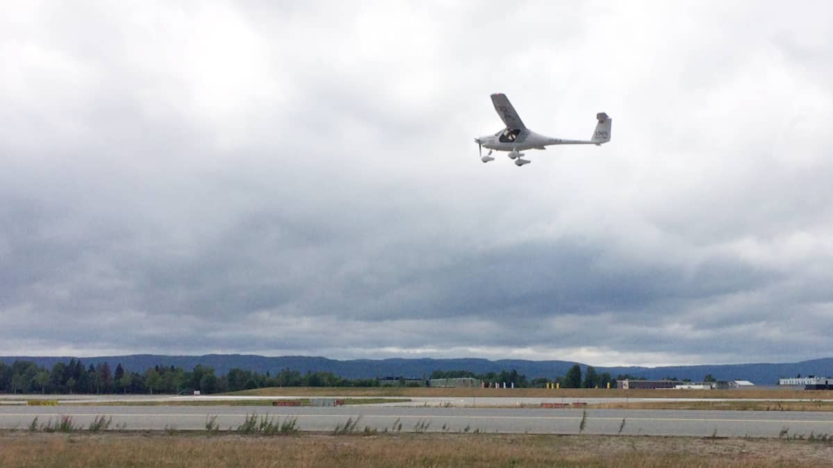 Sähköinen lentokone