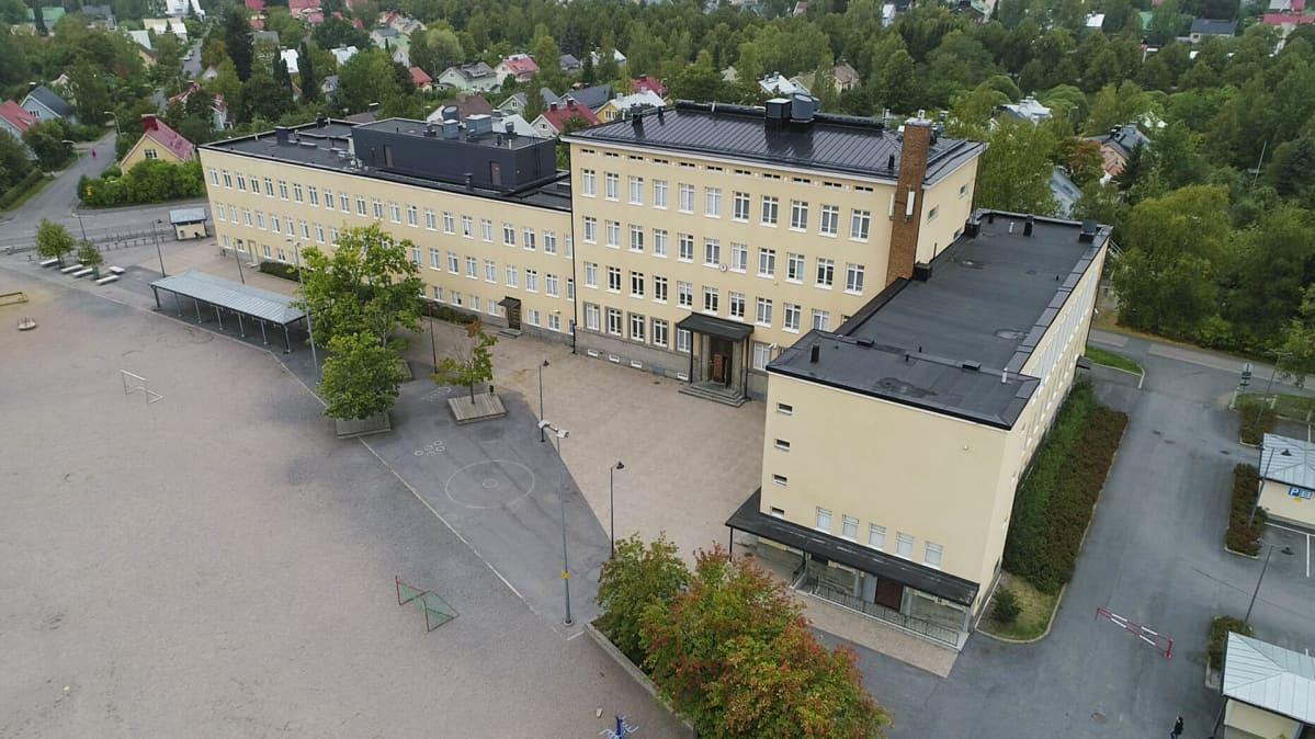 nekalan koulu tampere