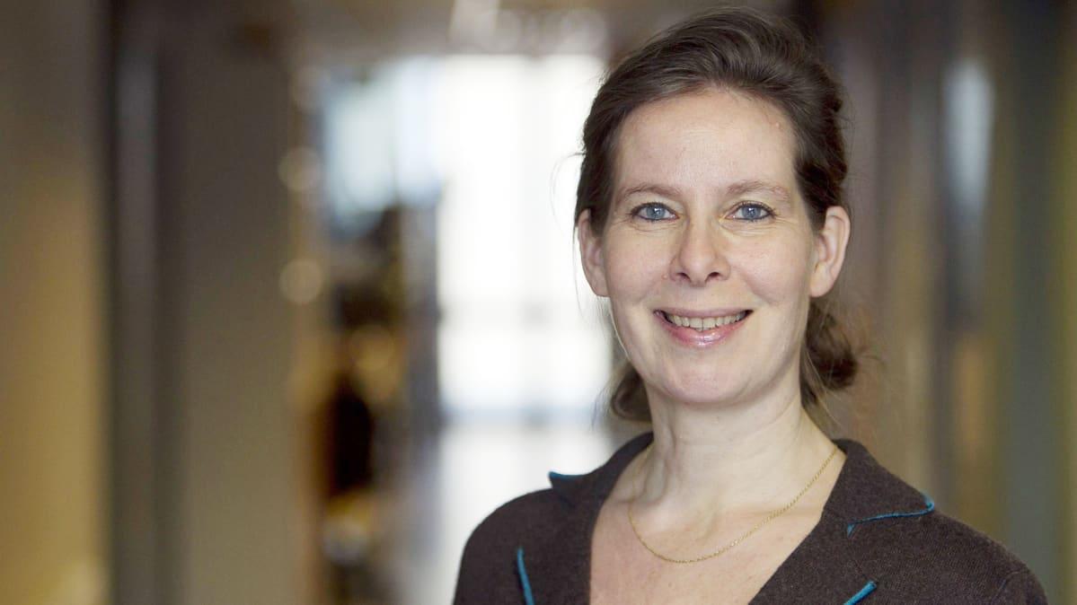 Terveyden ja hyvinvoinnin laitoksen (THL) rokotusohjelmayksikön ylilääkäri Hanna Nohynek.