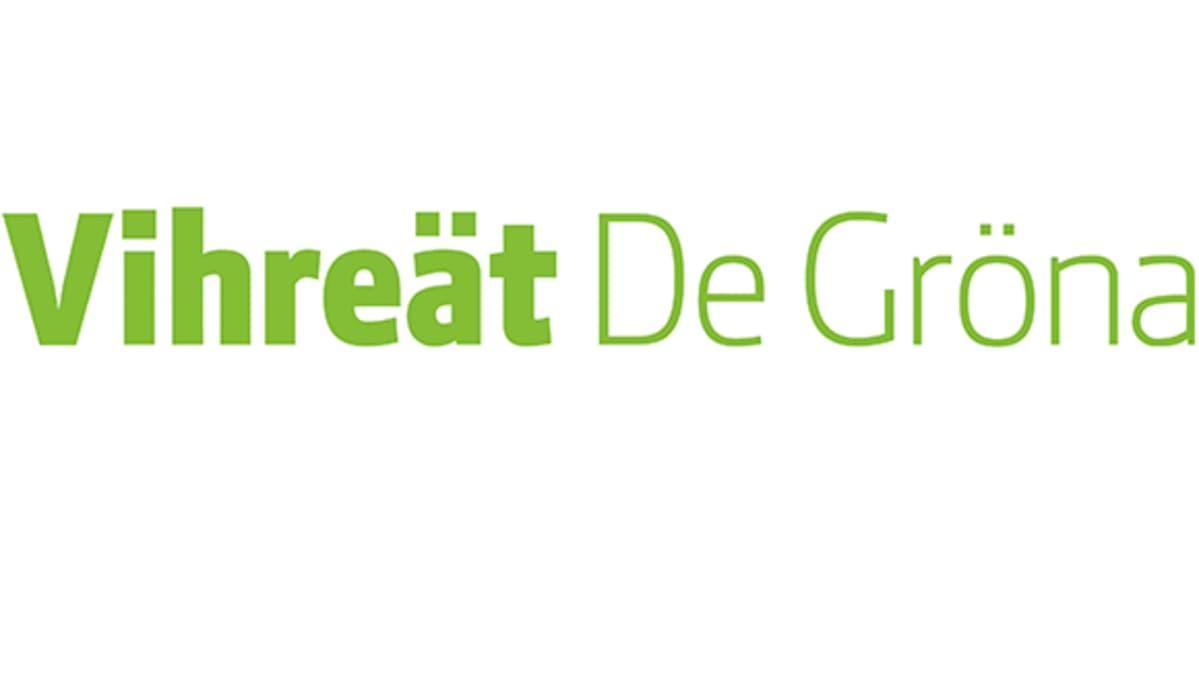 Vihreät logo