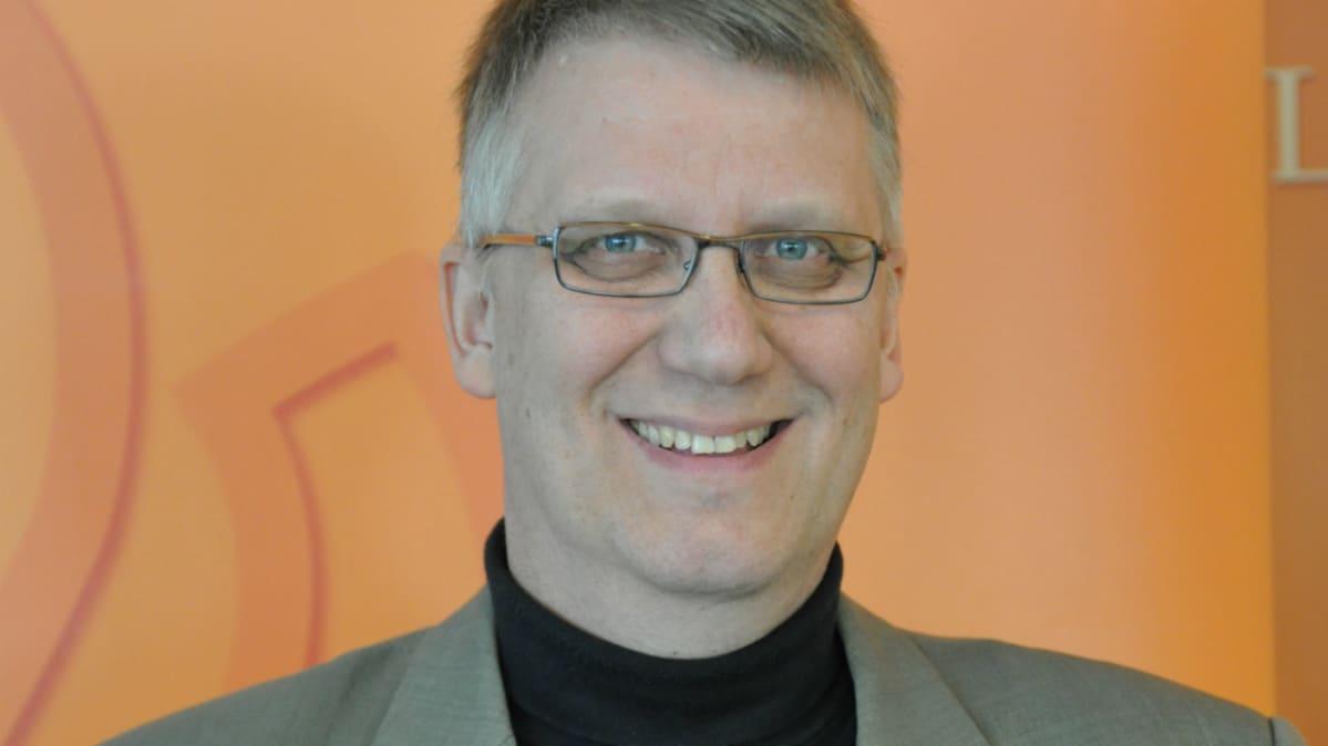 Pekka Kanervio.